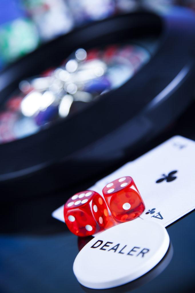 Casino Night in Berkeley